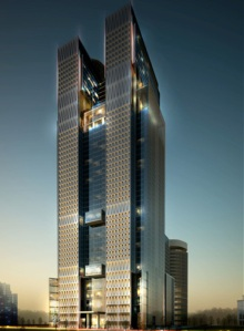 Future IT Tower KHI